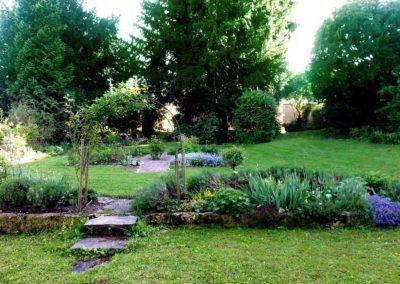 Gartenflege